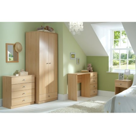 Brighton Bedroom Furniture Range
