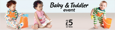 Baby & Toddler event