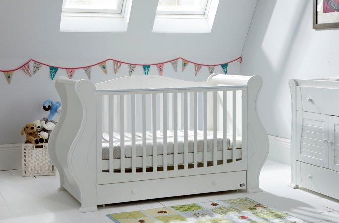 Tutti Bambini Marie Nursery Range - White