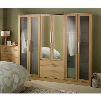 Brunswick 6 Door Wardrobe