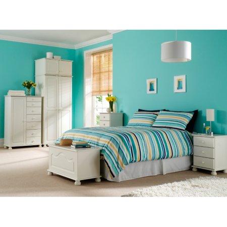 Hampton White Bedroom Range
