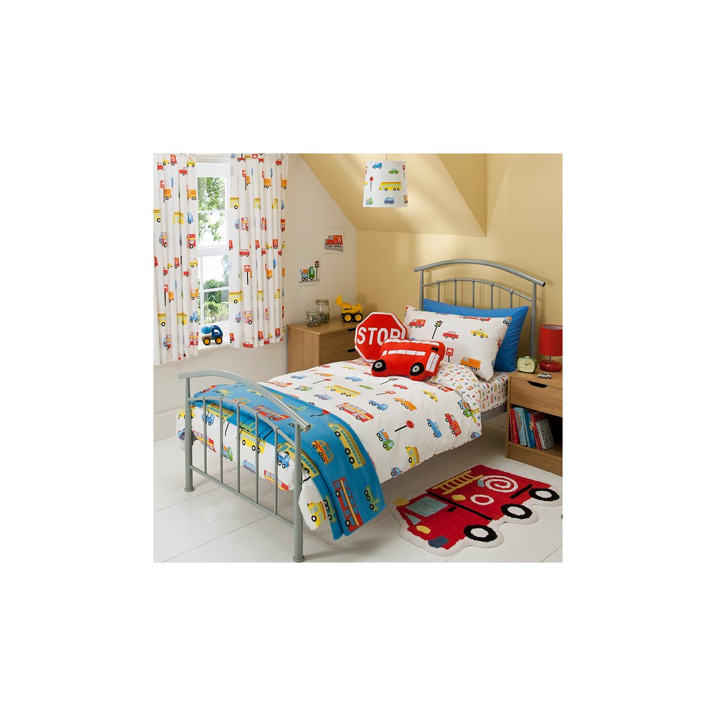Baby Bedding George Home Transport Bedroom Range Loading Zoom