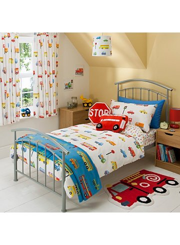 George Home Transport Bedroom Range Baby Bedding George At Asda