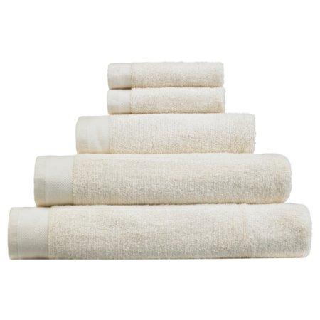 100% Cotton Towel Range - Cream