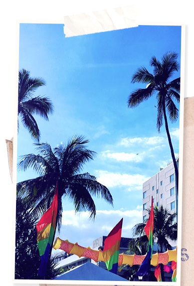 Explore the sights and sounds of Miami with our brand new range at George.com