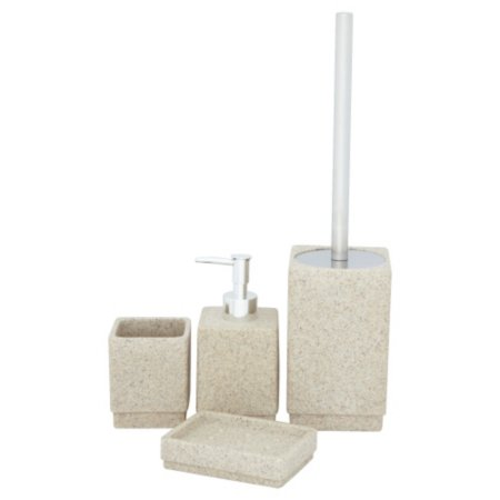 Sandstone Effect Bath Accessories Range