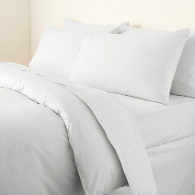 ASDA Pillowcase Pair  White White