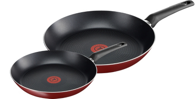 Tefal ESSENTIAL Non-stick B3119022 Frying Pan Set