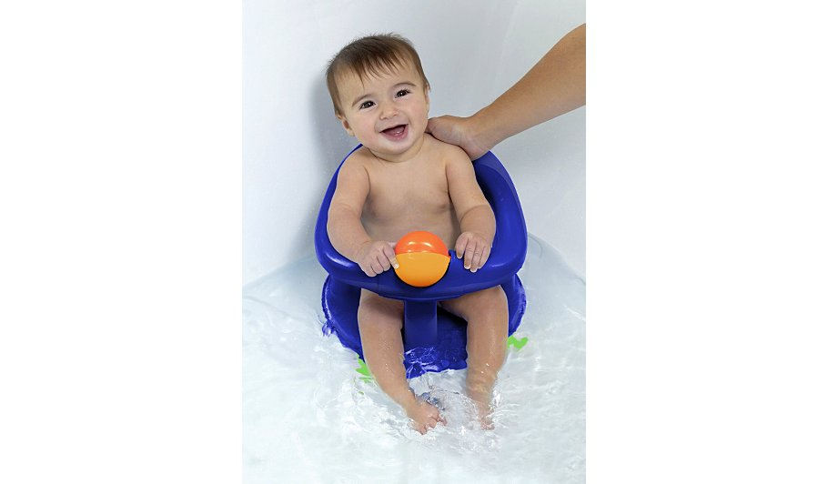 Safety 1st Swivel Bath Seat | Baby | George at ASDA