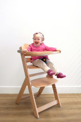 Safety 1st Timba Wooden Highchair   Natural.  Hide Details
