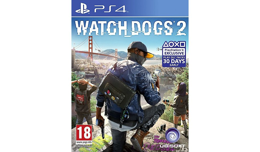 Watch Dogs  Ps Asda