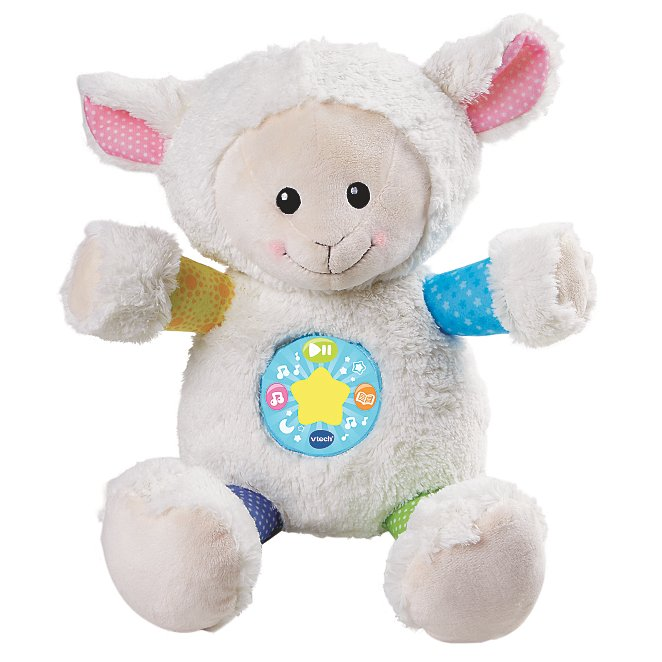 Vtech Storytime Rhymes Sheep Toys Character George