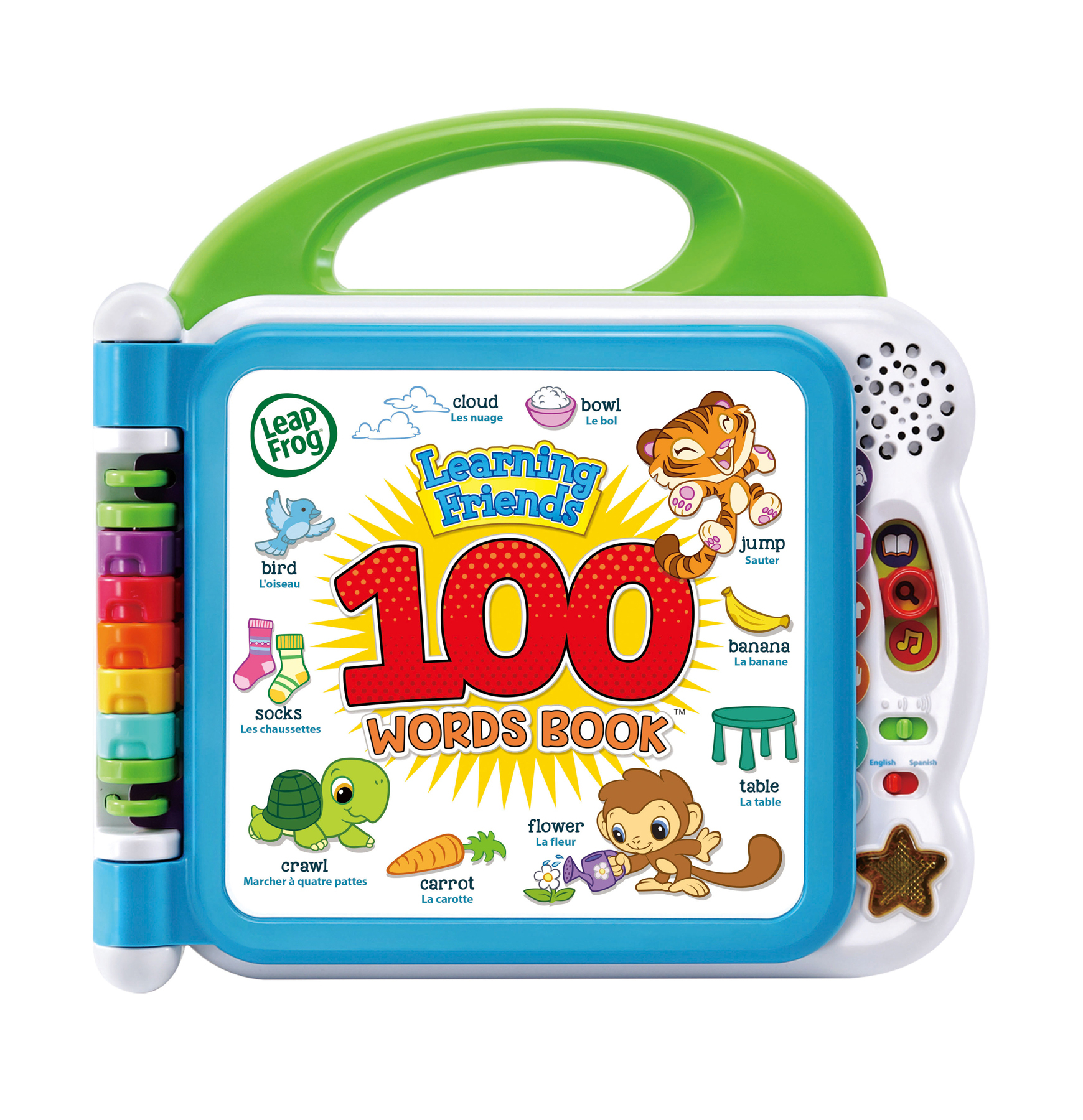 LeapFrog Learning Friends 100 Words Book Toys & Character