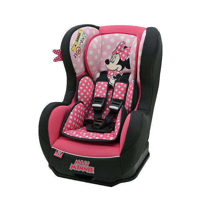 Disney Minnie Mouse Cosmo Group 01 Car Seat