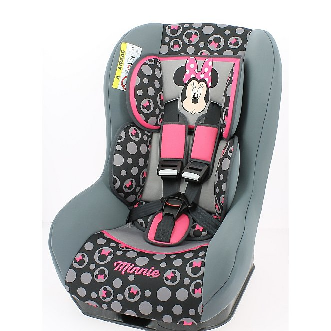 Disney Group 01 Driver Car Seat - Minnie Mouse  7a48b4b2e