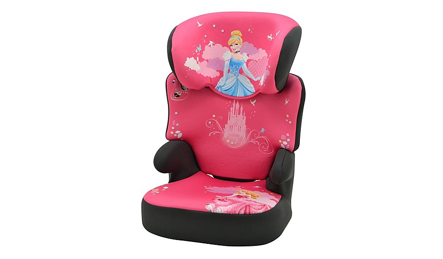 disney princess group 2 3 befix high back booster seat baby george. Black Bedroom Furniture Sets. Home Design Ideas