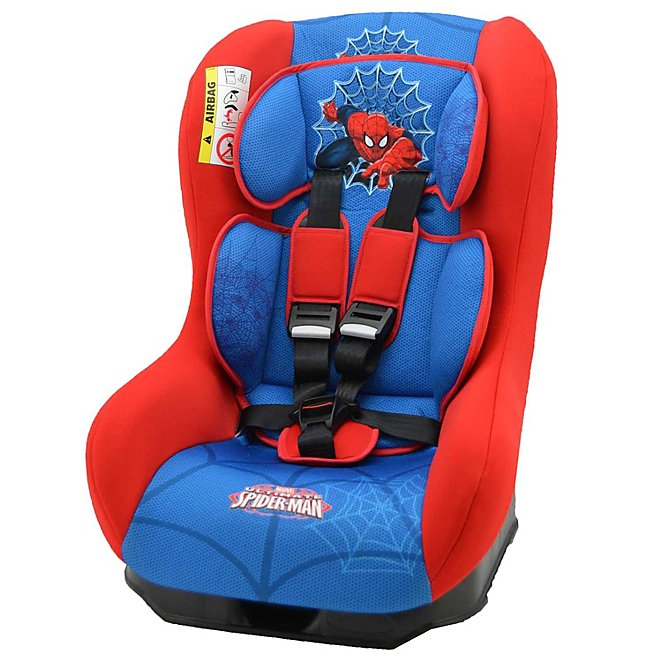 Marvel Group 01 Driver Car Seat