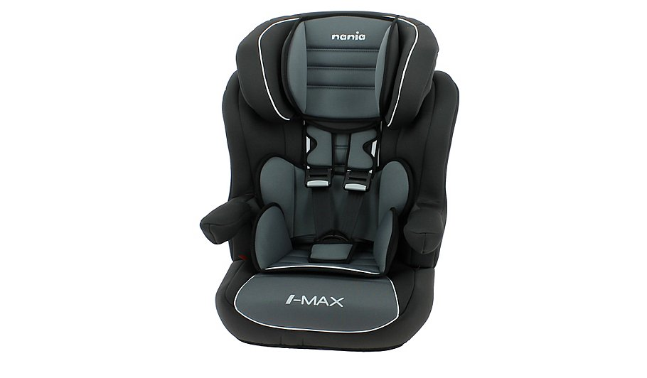 Nania Group 1/2/3 Imax Isofix Storm Car Seat | Baby | George