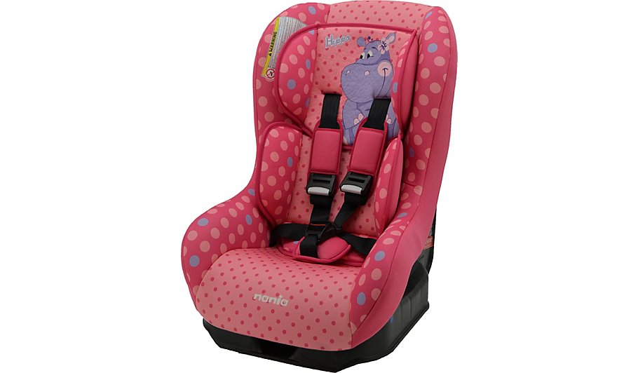 Nania Group 0/1 Driver Car Seat - Hippo | Baby | George