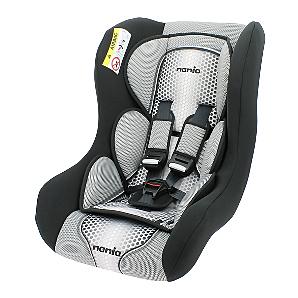 Nania Group 0/1/2 Trio Pop Black Car Seat   Baby   George