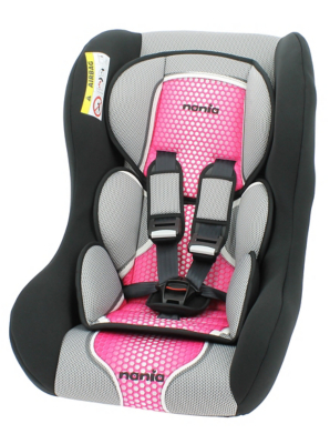 Nania Group 012 Trio Pop Pink Car Seat