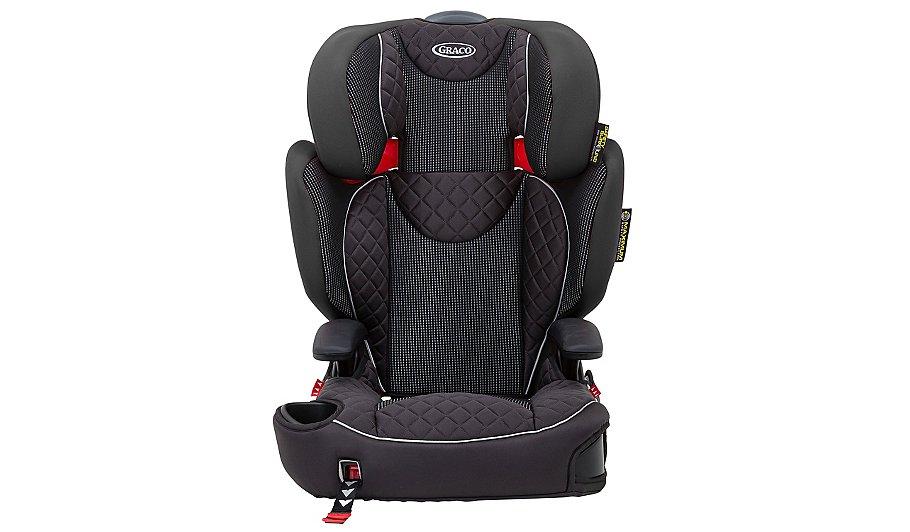 graco affix stargazer car seat baby george at asda. Black Bedroom Furniture Sets. Home Design Ideas