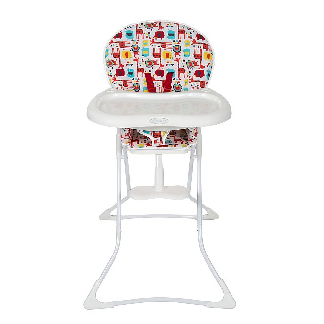Graco Tea Time High Chair Wild Day Out | Baby | George