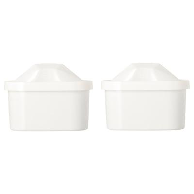 -Hide details  sc 1 st  George - Asda & George Home Water Filter Cartridges 2pk - Set of 2 | Kitchen u0026 Food ...