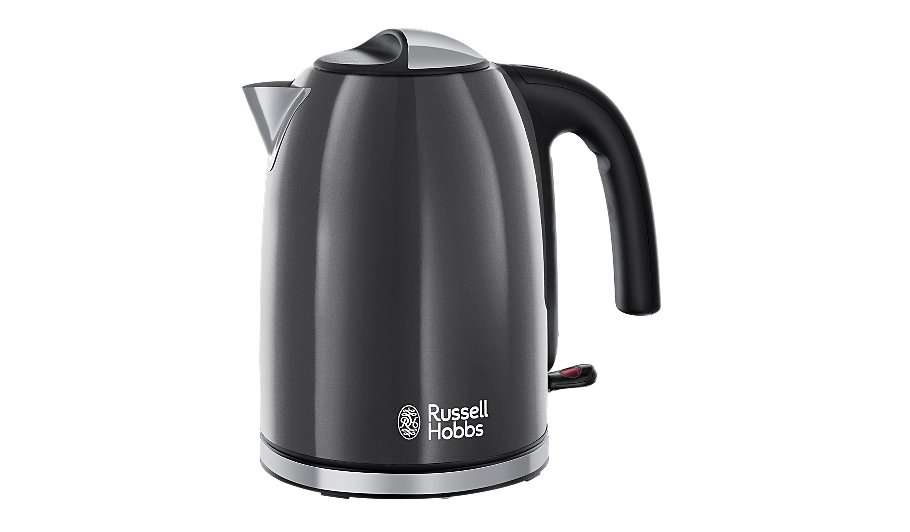 Russell Hobbs Colours+ Kettle - Grey | Home & Garden | George