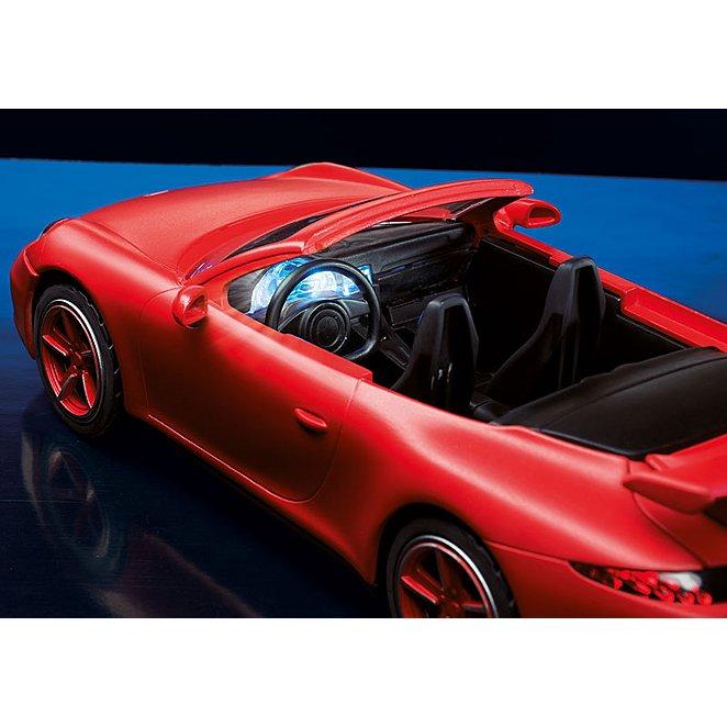 Porsche Toys S Carrera George 3911 Character 911 Playmobil amp; XU5Ix