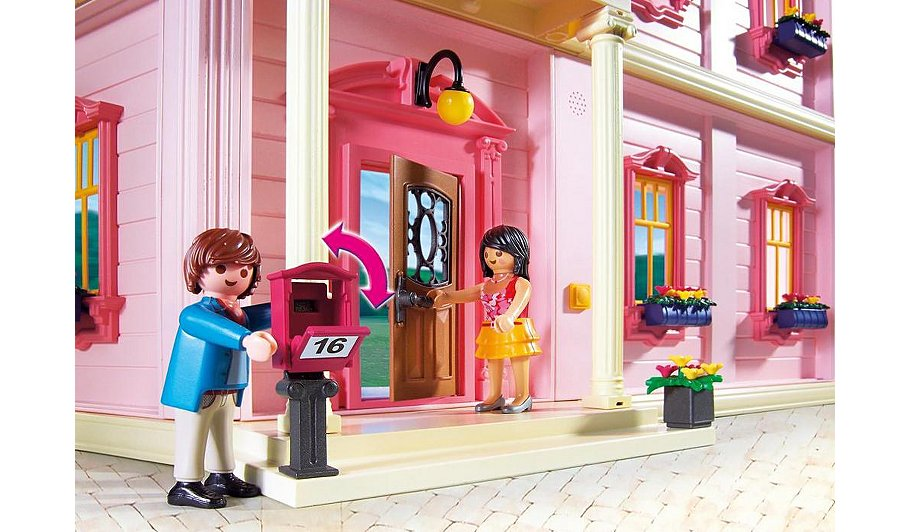 Playmobil Deluxe Dollhouse | Kids | George at ASDA