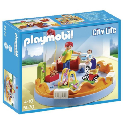 2ca9c8133 Playmobil City Life Baby Store 9079 | PLAYMOBIL - When
