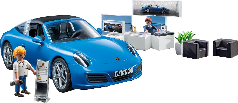 playmobil porsche 911 targa 4s 5991 kids george at asda