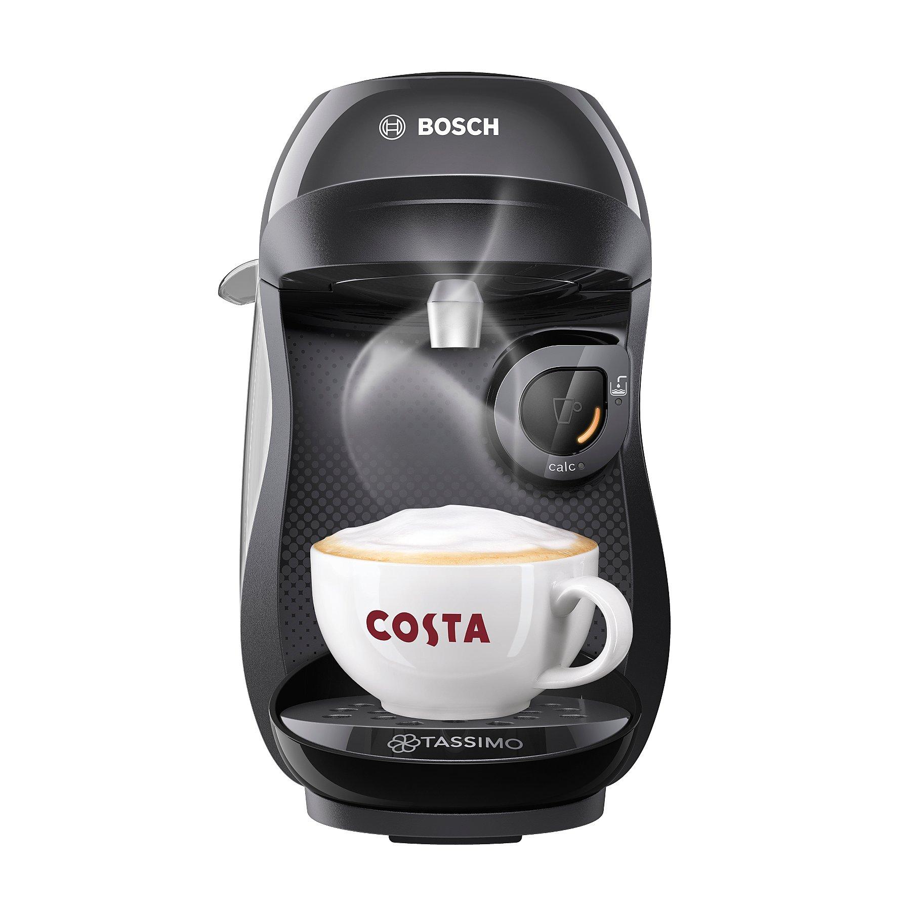 Tassimo By Bosch Tas1002gb Happy Pod Coffee Machine
