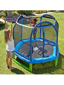 Sports 7ft My First Trampoline Enclosure