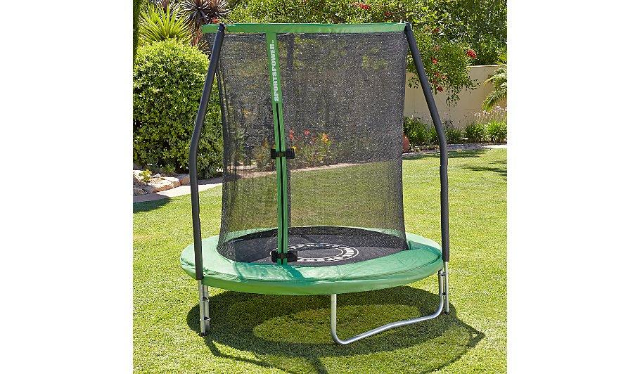 Sportspower 6ft Trampoline Enclosure Kids George At Asda