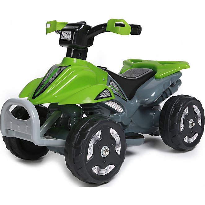 749708bc38b Kids Ride On 6V Battery Powered ATV Quad - Green. Reset