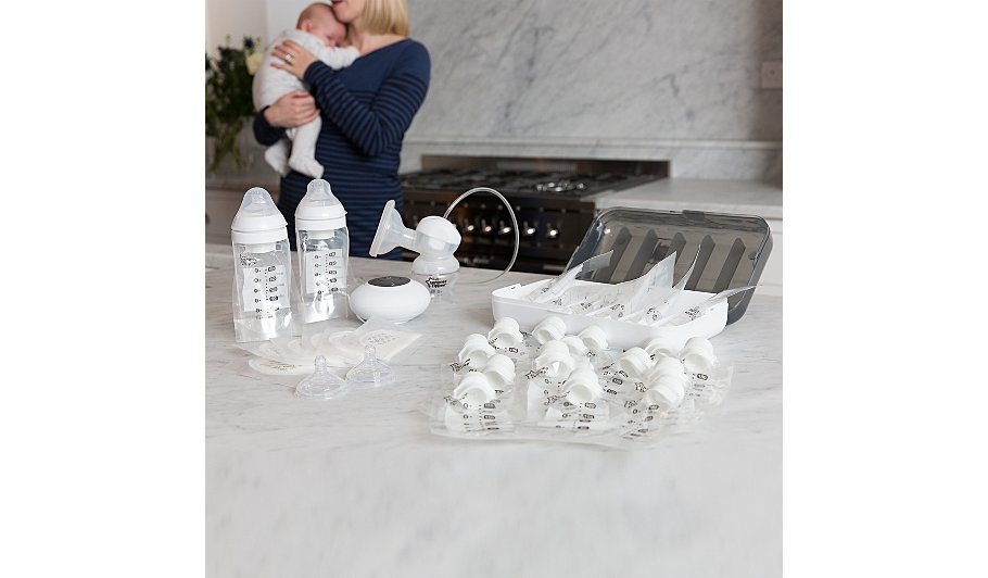 tommee tippee electric breast pump instructions