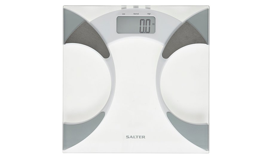 Salter Analyser Glass Scales Home Garden George At Asda