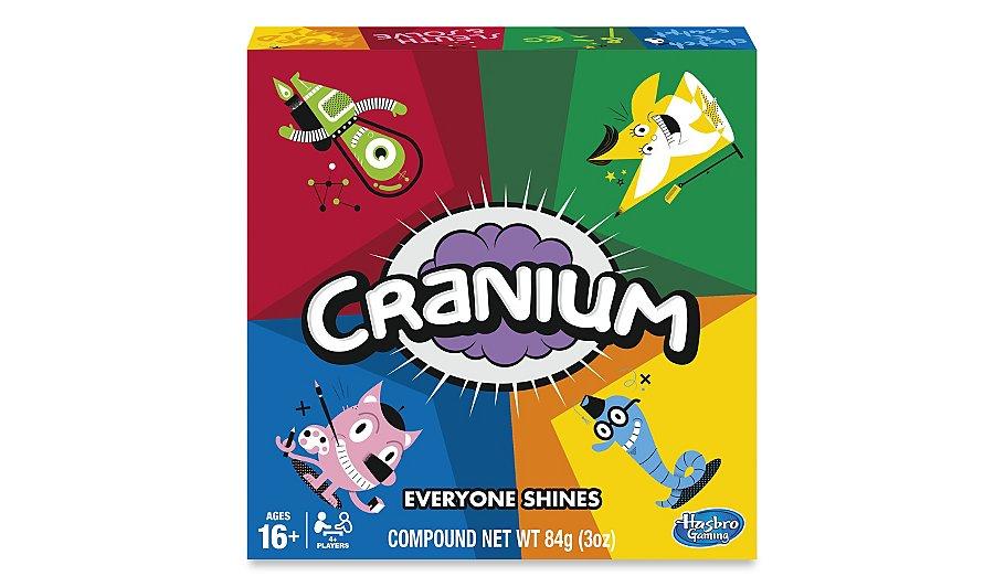 Cranium Game Toys Character George
