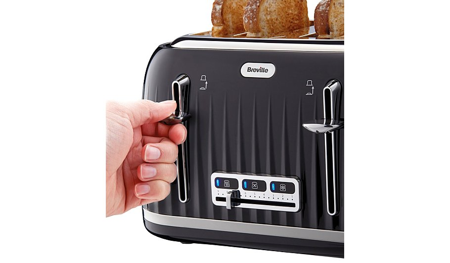 wide slice toaster bdee bagel gray oster slots toast ip extra w lift