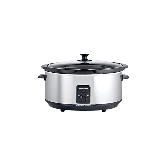 Morphy Richards 48715 6 5l Slow Cooker Stainless Steel Home George Morphy richards certainly did its research with this. morphy richards 48715 6 5l slow cooker stainless steel