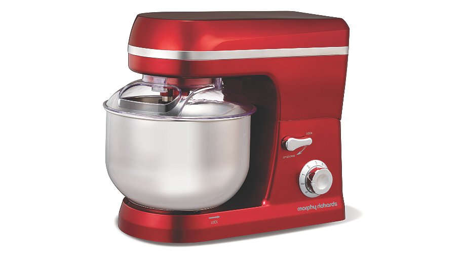Morphy Richards 400010 Plastic Stand Mixer | Home & Garden | George ...