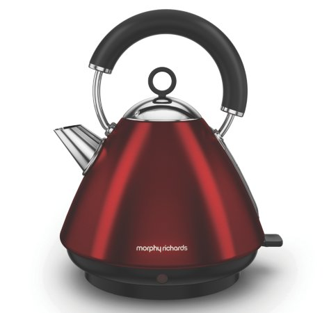 Morphy Richards Accents Red Range