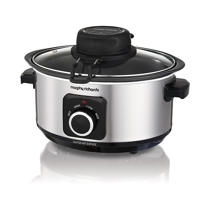 Morphy Richards 460009 Sear Stew And Stir Slow Cooker Home George Summary of contents for morphy richards slow cooker. morphy richards 460009 sear stew and stir slow cooker