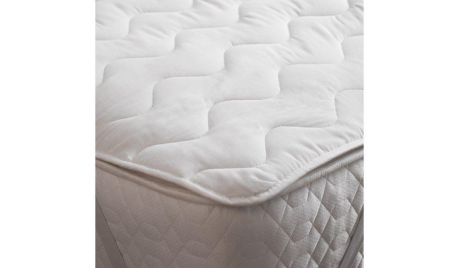 silentnight deep sleep mattress topper home garden. Black Bedroom Furniture Sets. Home Design Ideas