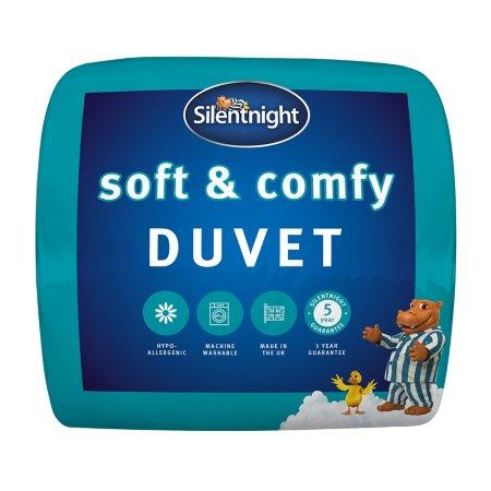 Silentnight Soft & Comfy Bedding Range