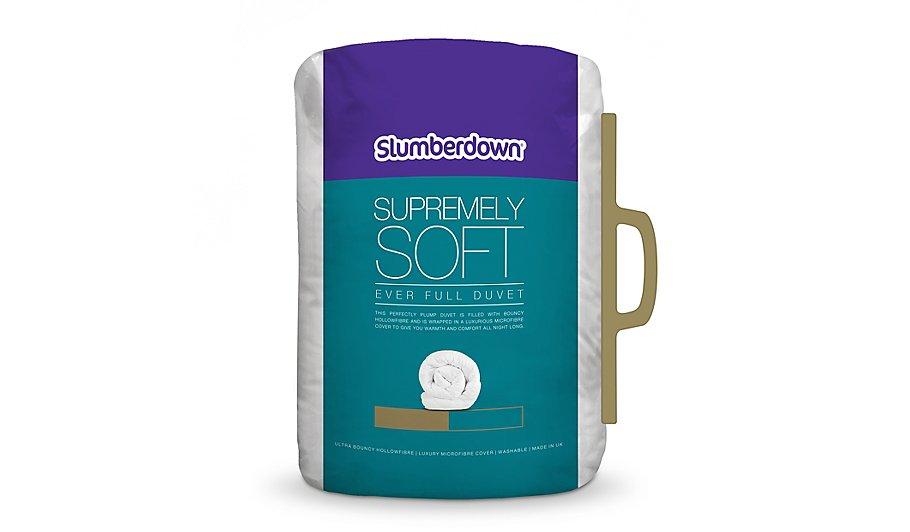 Slumberdown Supremely Soft Duvet 13 5 Tog