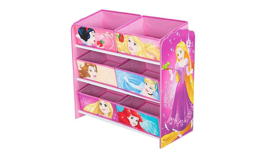 HelloHome Disney Princess Storage Unit