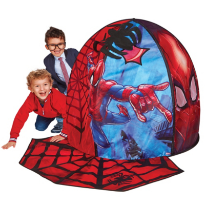 sc 1 st  George - Asda & Spiderman Feature Tent (Dome) | Toys u0026 Character | George